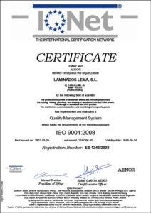 Certificado-Calidad-ISO-9001-IQNET-Laminados-Lema-S.L