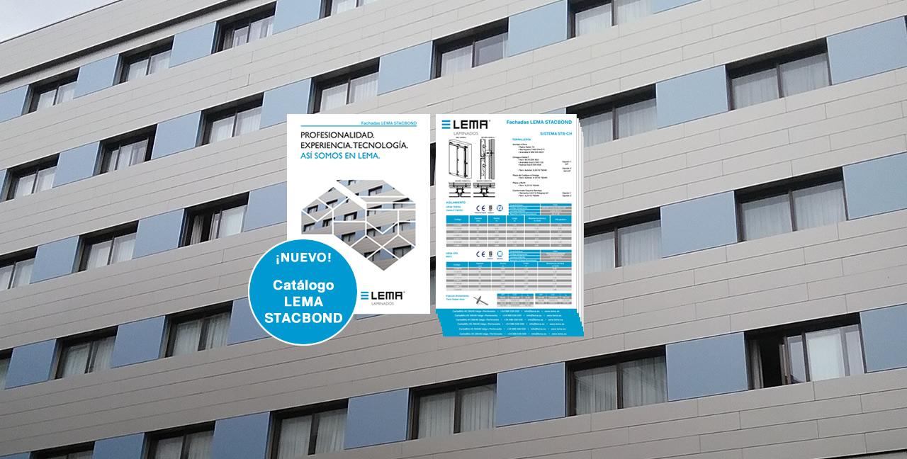 Imagen ilustrativa de las soluciones completa LEMA STACBOND