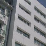 Imagen fachada ventilada en edificio de Coruña portada