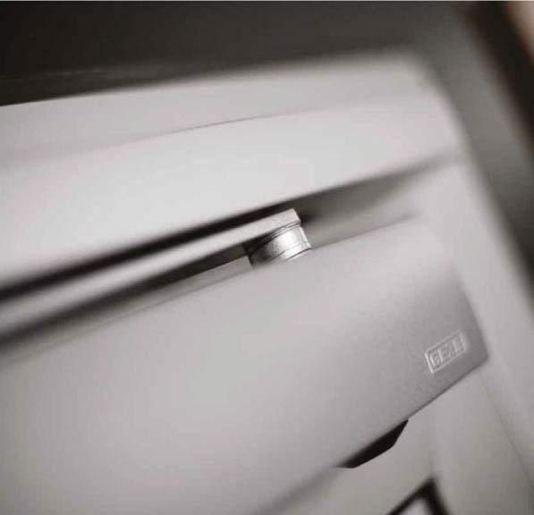 Imagen de detalle del GEZE TS 5000 Ecline