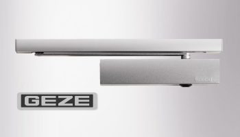 Imagen principal para portada del GEZE TS 5000 Ecline con logo gris