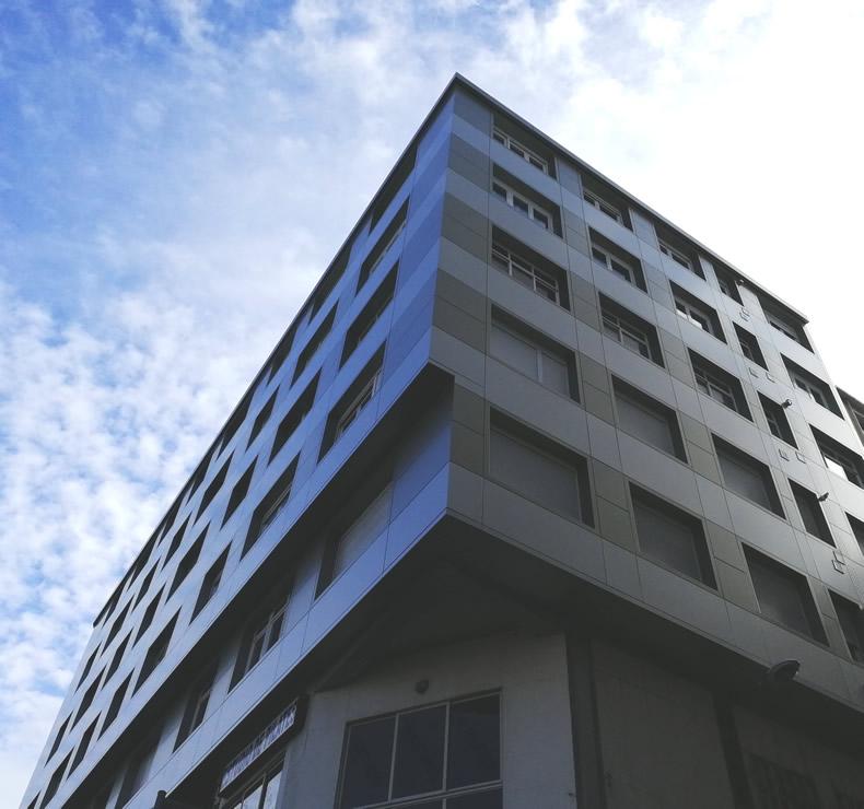 Imagen del post Calidad en la rehabilitación de edificio de viviendas en A Coruña