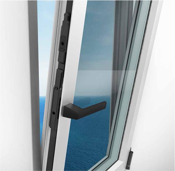 Secuenciador Maniobra Lógica - STAC para mejorar la apertura de ventanas