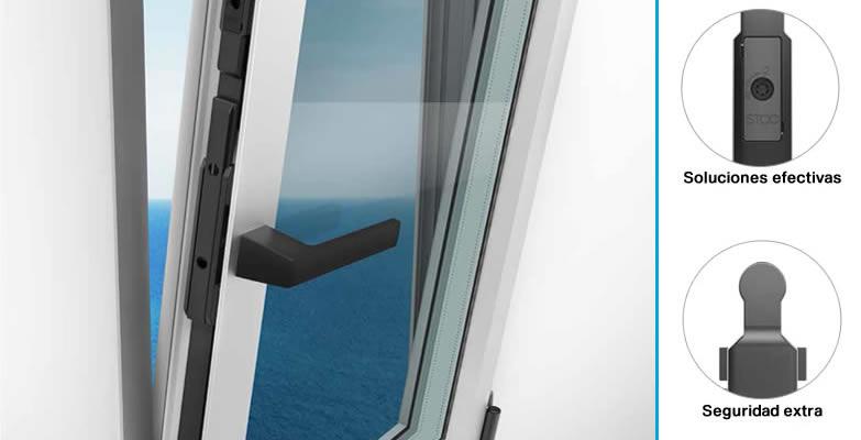 Secuenciador maniobra lógica para ventanas STAC