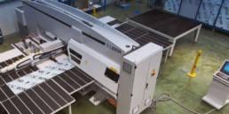 Imagen de pantógrafo de alta tecnología de Laminados LEMA