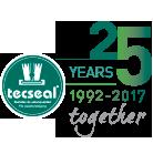 Imagen del 25 aniversario de Tecseal burletes de estanqueidad