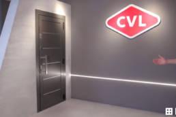 Imagen principal de las soluciones completas de apertura para puertas batientes que las convierten en puertas automáticas/motorizadas iSelf