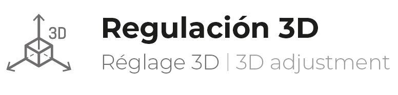 Imagen de la regulación de la Bisagra Oculra CH180 Plus