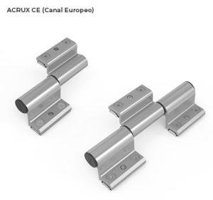 Imagen detalle Canal Europeo ACRUX - Nueva línea de bisagras para puerta