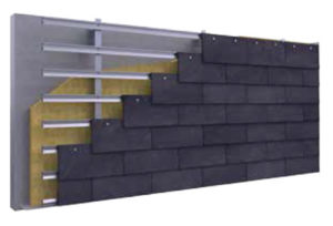 Imagen Logic de CUPACLAD, fachadas ventiladas en pizarra natural