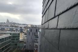 Imagen principal del CUPACLAD, fachadas ventiladas en pizarra natural