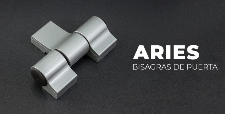 Imagen principal de las bisagras Aries de STAC