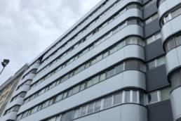 Imagen principal Fabulosas curvas para fachada ventilada en A Coruña