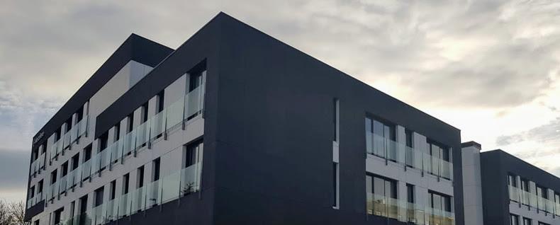 Imagen principal de obra de revestimiento de fachadas en Oleiros