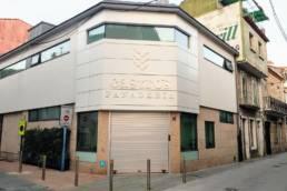 Imagen principal de este edificio corporativo con las soluciones LEMA STACBOND