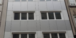 Imagen principal de noticia Rehabilitado edificio de viviendas en A Coruña