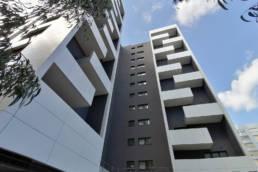 Imagen portada del artículo Espectacular edificio Cuatro Caminos en A Coruña