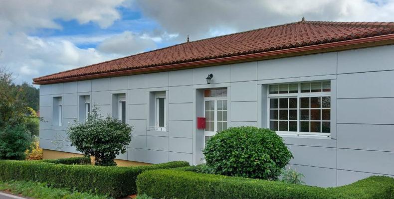 Imagen principal Sistema de fachadas STB T CH para casa rústica