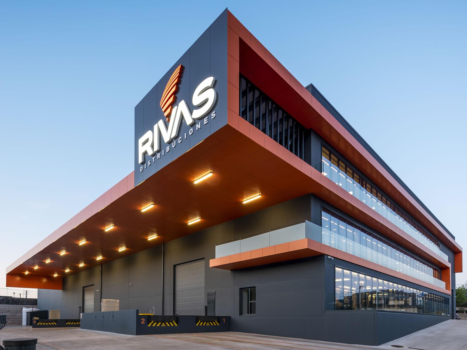 Imagen principal Nave Distribuciones Rivas