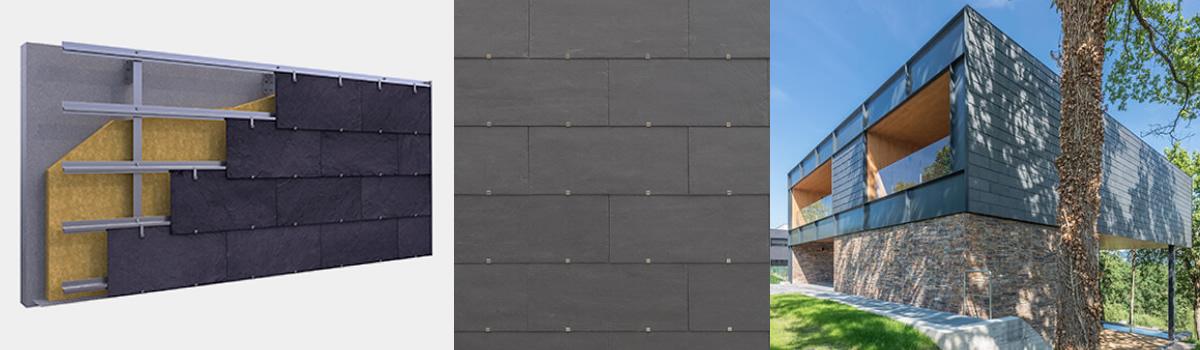 Imagen principal de Sistemas CUPACLAD para fachada ventilada VANGUARD 201